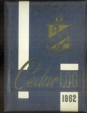 (Custom Reprint) Yearbook: 1962 Cedar Cliff High School - Cedar Log Yearbook (Camp Hill, PA)