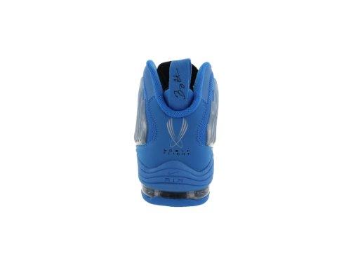 Scarpa Da Basket Nike Mens Sonic Flight Blu