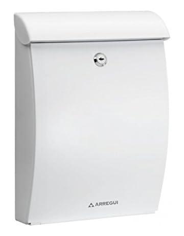 Arregui mininova - Buzon exterior plastico mininova e-5330 blanco