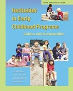 Inclusion in Early Childhood Programs:: Children with Exceptionalities, Third Canadian Edi