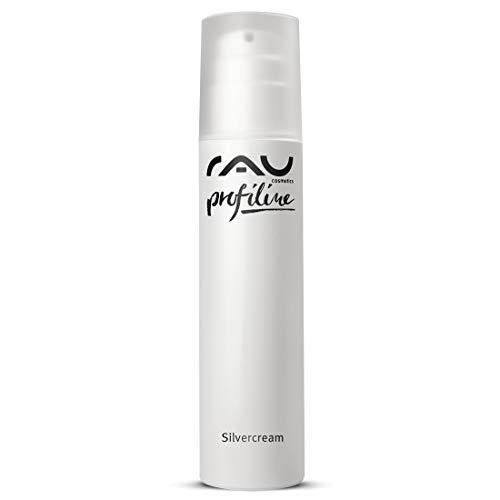 RAU Silvercream Profiline (6.76 fl. Oz.) - for Impure Skin, Acne and Neurodermatitis (Best Treatment For Neurodermatitis)