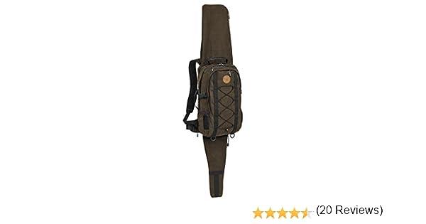 Funda para Rifle T/áctica De Caza De Negro De 48 Pulgadas De Nailon Acolchado Bolsa De Almacenamiento De TransportePara Caza Al Aire Libre