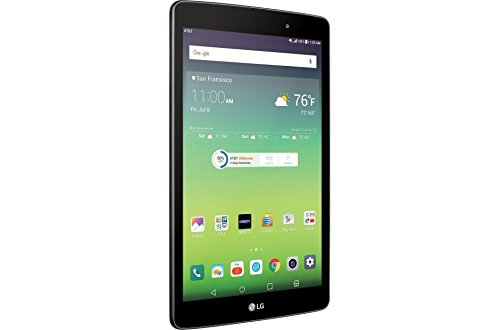 LG G Pad X 8.0 V520 32GB WiFi and 4G LTE AT&T Unlocked GSM Android Tablet (Certified Refurbished)