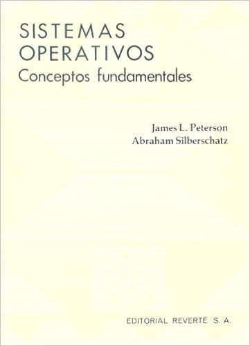 Sistemas operativos. Conceptos fundamentales