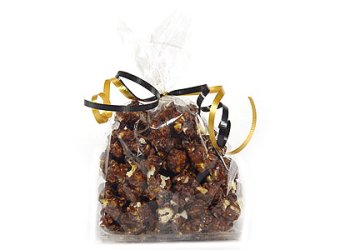 Milk Chocolate Popcorn - Quarter Pound (0.25 Lb Chocolate)