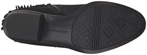 Naturalizer Zeline Ankle Bootie Women's Black 66Aqraw