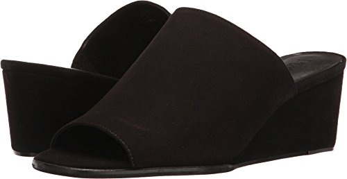 Clarah Womens Black Suede Kid M4D3 q17Z5CH