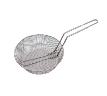 update-international-cub-10m-10-nickel-plated-medium-mesh-culinary-basket