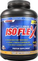 Allmax Nutrition IsoFlex isolat protéique de lactosérum Peanut Butter Chocolate avec de vrais Chips - £ 5
