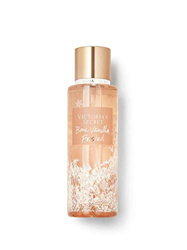 (Victoria's Secret Bare Vanilla Frosted Fragrance Mist 8.4 fl oz Limited Edition )