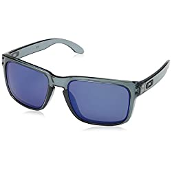 Oakley Men's Holbrook Polarized Rectangular Sunglasses