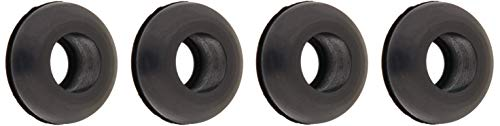 Hydro Flow Rubber Grommet 1/2 Inch, Bag of 10 (Fоur Расk) by HydroFLOW (Image #1)