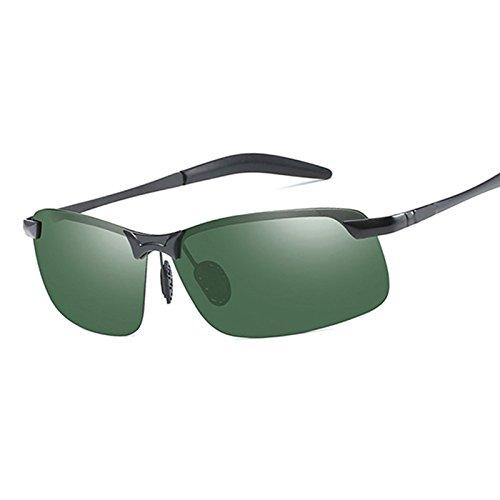 Hombre de de de Gafas Pesca Sol Noche de Conducción Conducción Hombres y de Día de C Sol C de WFL Conductores polarizado HD Gafas Cambio Color Mm Gafas Rv7aPzqw