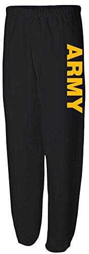 Joe's USA Gold Army GoldArmy Pants GoldArmy Sweatpants, Size XXXL by Joe's USA
