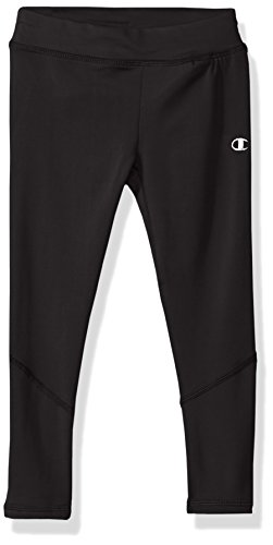 Champion Baby Girls Active Performance Solid Stretch Leggings