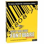 Informatics 633808255015 Wasp Barcode Fontware Pro Plus