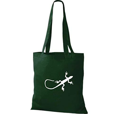 Cabas Vert Shirtinstyle Bouteille Femme Pour gqwdT4