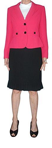 Tahari Women's Lilian 2 Piece Suit Set Size 8