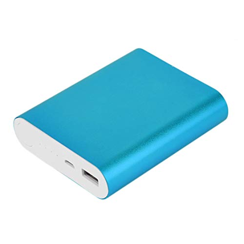 Price comparison product image 10400mAh Large Capacity USB External Backup Battery Charger 418650 Battery Power Bank Case for Phones Charging