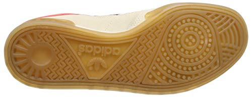 Hommes Black Solar Handball Adidas White Red Core Chalk Chaussures Pour De Top Fq4nxafIcw