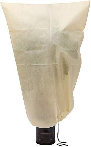 FeelGlad Winterschutz f/ür Pflanzen Wind Und Niederschlag 240 X 200cm K/üBelpflanzensack Frostschutz Schutzhaube Mit Zugband Rei/ßVerschluss Sch/üTzt Empfindliche Topfpflanzen Vor Frost