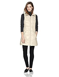 3. Coatology Women's Long Vest