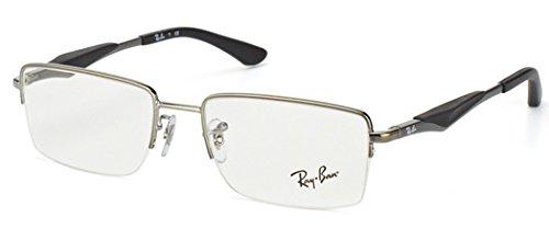 Ray-Ban RX6285 Eyeglasses-2502 Gunmetal-53mm