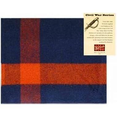 Woolrich 66 by 80-Inch Cavalry Blanket