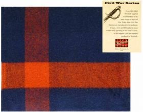 Woolrich 66 by 80-Inch Cavalry Blanket by Woolrich