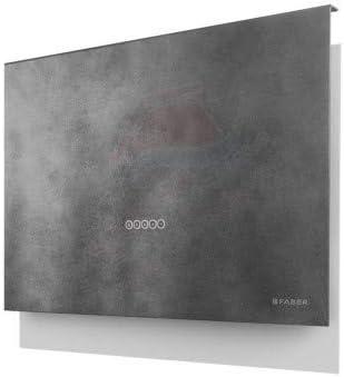 Faber Talika - Campana extractora de pared (80 cm), color gris oscuro: Amazon.es: Grandes electrodomésticos