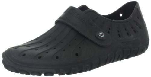 Barefooters Classic Slip-On Shoe Anthracite Black