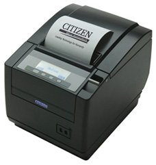 - Citizen America CT-S801S3ETUBKP CT-S801 Series POS Thermal Printer with PNE Sensor, Top Exit, 300 mm/Sec Printing Speed, IEEE1284 Ethernet Connection, Black