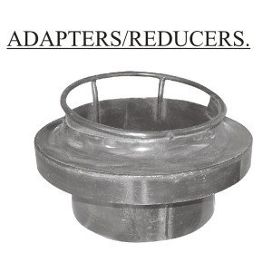 Chinese Wok Range Adapter from 18'' to13'' by ACE