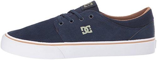 Uomo Uomo Trase Sneaker DC Shoes Navy Camel SD SD SD IRq1vw4