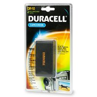 (Duracell DR-10 Universal 8mm / VHS-C Camcorder Battery)