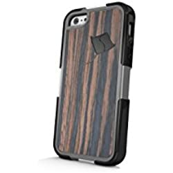 StingRay Shield SRS5 - iPhone 5/5s Case-System with Radiation Reduction Technology (Wood)