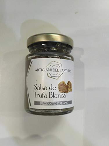Artigiani del Tartufo – Trufa Blanca Saus – Italiaans product – 90 g