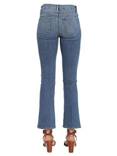 Donna Cotone Lcmb665wass Blu Frame Jeans qF58xOw8v