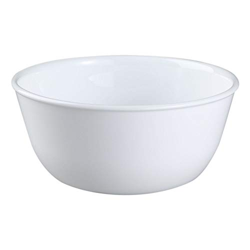 Winter Frost White Dinnerware Serving Dishes 28-oz Soup Chili Bowl 2PCS Tkslick from Unknown