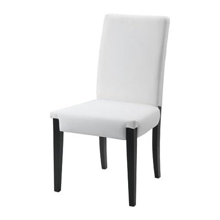IKEA HENRIKSDAL - Chair frame, brown-black - 80x60 cm: Amazon.co.uk ...