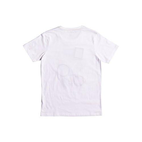 Mejor Quiksilver Badges - Camiseta Para Chicos EQBZT03586 - www ... 4ba8f9e0287d4