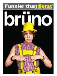 DVD : Bruno (, Dubbed, Dolby, AC-3, Slipsleeve Packaging)