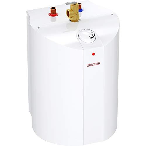 Stiebel Eltron 234046 SHC 4 Mini-Tank Electric Water Heater, 4 Gallon, 1300W, 120V, 12-5/8