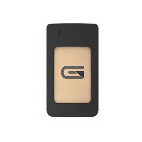 Glyph Atom RAID SSD 2TB Gold (External USB-C, USB 3.0, Thunderbolt 3) AR2000GLD