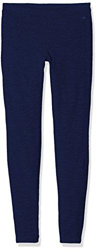 TOM TAILOR Kids Mädchen Solid Leggings, Blau (Cosmos Blue 6814), 140