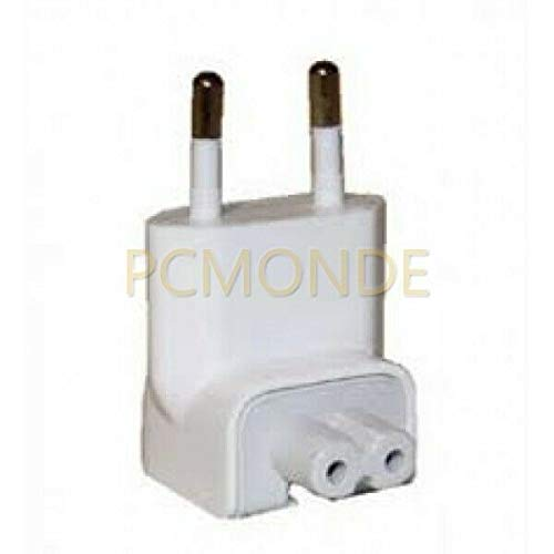 Generic Interchange AC Adapter Plug compatible with Apple iBook/MacBook Pro