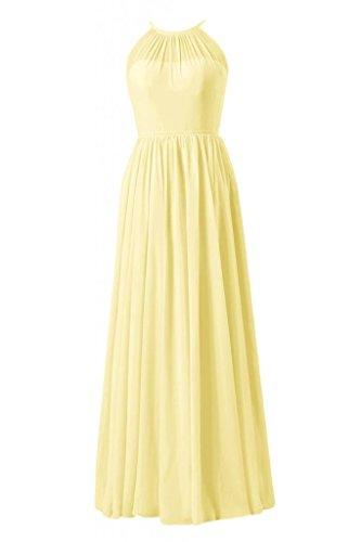banana bridesmaid dresses - 4