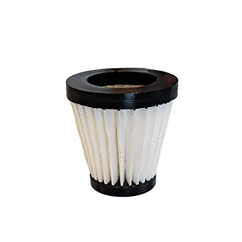 (Dirt Devil Scorpion Handheld Vacuum Cleaner Filter, Replacement, Style F117, AD40117, White)