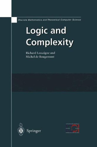 Download Logic and Complexity (Discrete Mathematics and Theoretical Computer Science) pdf epub