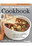 2-Week Turnaround Diet Cookbook, Heather K. Jones and Chris Freytag, 1605293970
